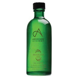 De-stress Massage Oil Blend